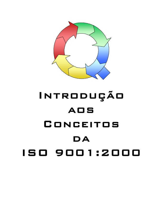 Introdução aos Conceitos da ISO 9001:2000