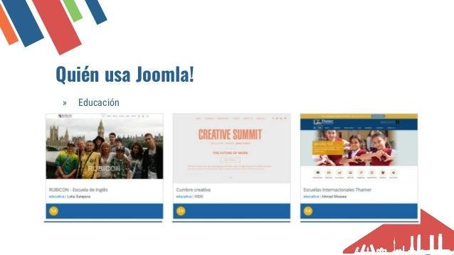 Qui�n usa Joomla! � Deportes
