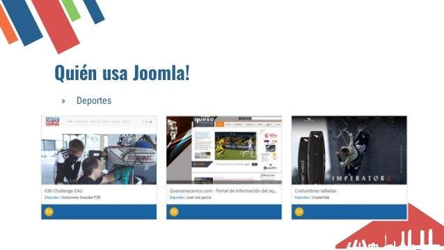 Qui�n usa Joomla! � secardiologia.es � fundaciondelcorazon.com