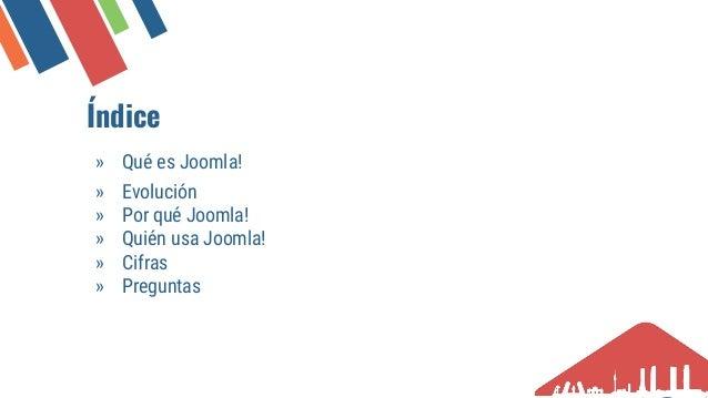 Qu� es Joomla! � Sistema de gesti�n de contenido (CMS) � Potente, flexible y f�cil de usar � Gratuito � C�digo abierto � P...
