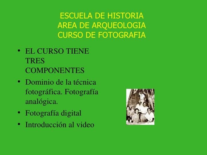 Introduccion Curso Fotografía 2010 Slide 3