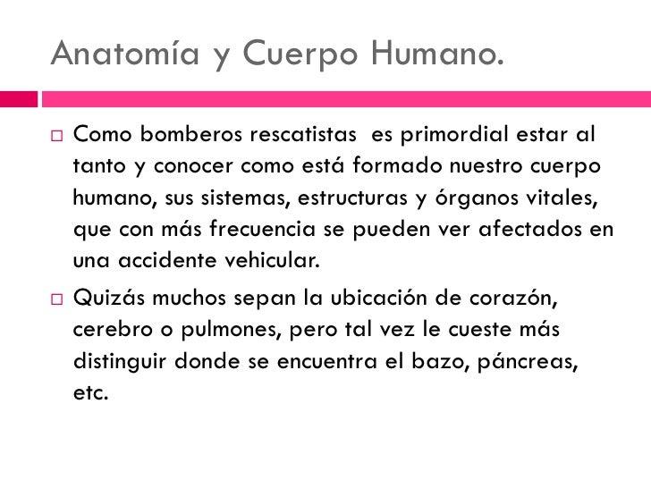 Introducción a la anatomía y el cuerpo humano
