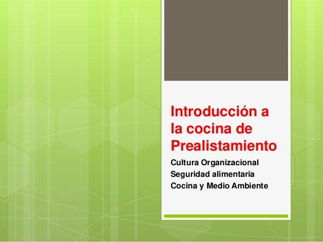Introducci n a la cocina de prealistamiento for Introduccion a la cocina francesa