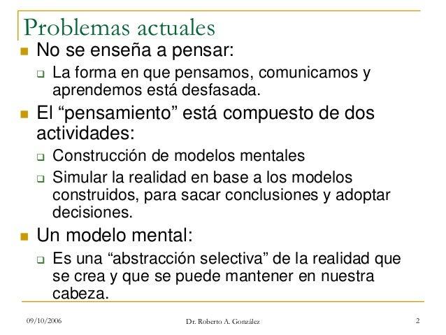 Introducción a la dinámica de sistemas y el pensamiento sistémico Slide 2