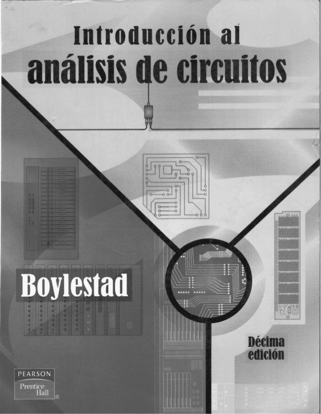 Analisis Introductorio De Circuitos Boylestad Pdf