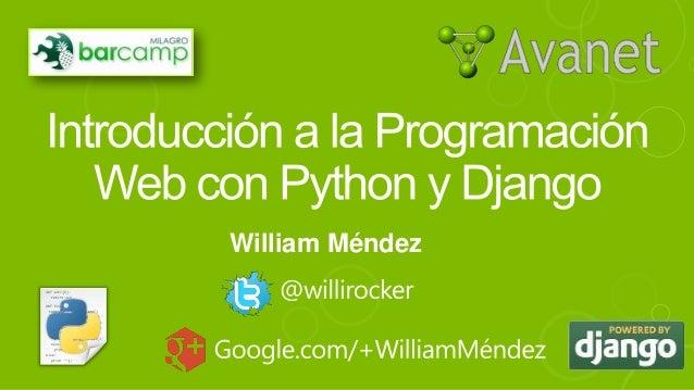 William Méndez