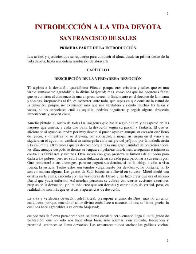 2e577754fdc Introducción a la Vida Devota - San Francisco de Sales