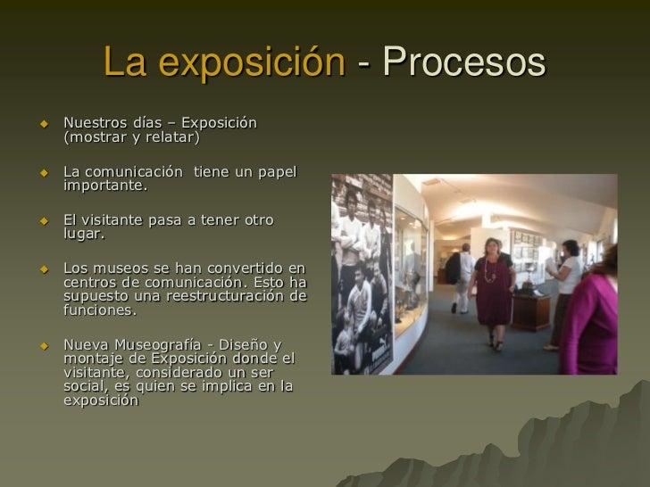 Introducci n al dise o y montaje de exposiciones 2012 - Como lucir una pared ...