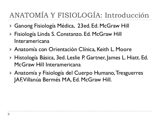 ANATOMIA Y FISIOLOGÍA SABATINO: Introducción a la Anatomía y Fisiolog…