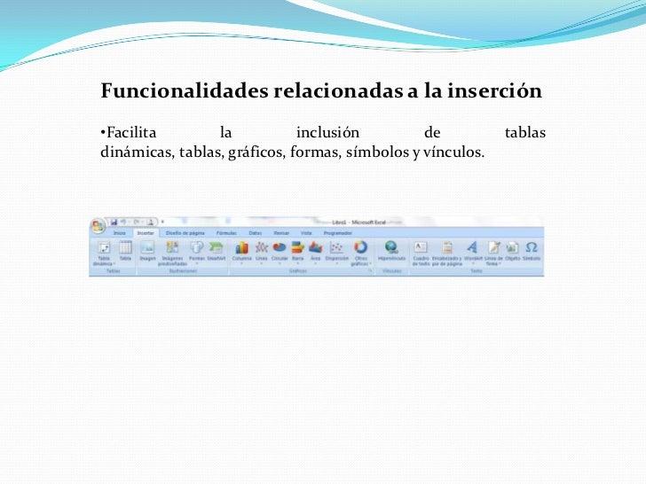 Introducci 243 N Hoja De Calculo Excel 2007