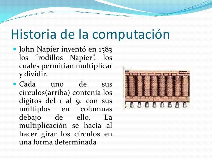 HISTORIA DE LA COMPUTADORA PARTE I - photo#20