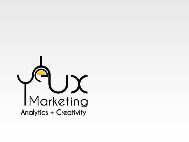 Analytics + Creativity