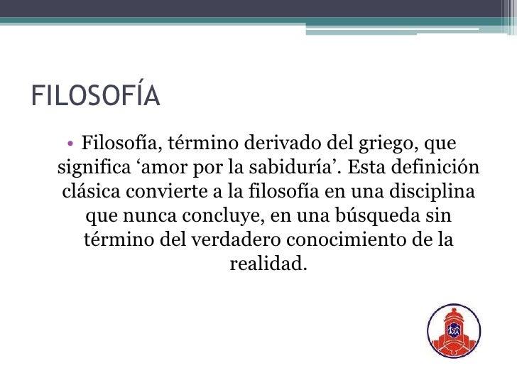 Introduccion Filosofia de laq ciencia Slide 3