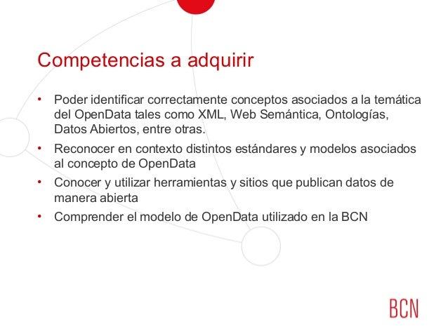 Introduccion a OpenData Slide 3