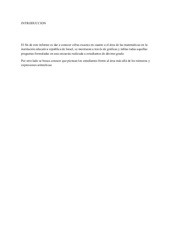 INFORME DE ENCUESTAS  Slide 2