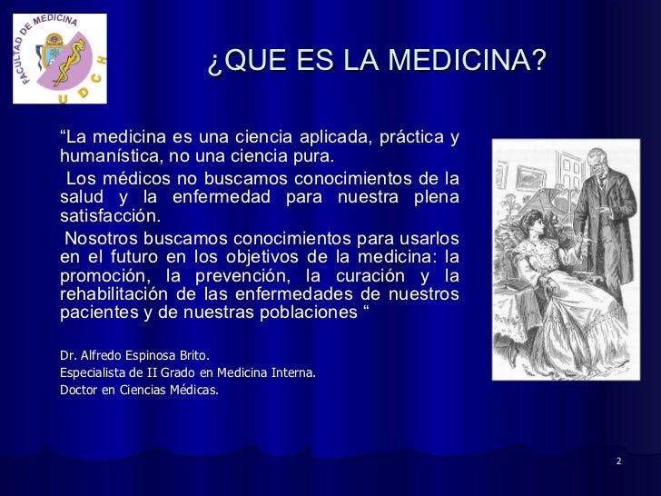 Introduccion A La Medicina Slide 2