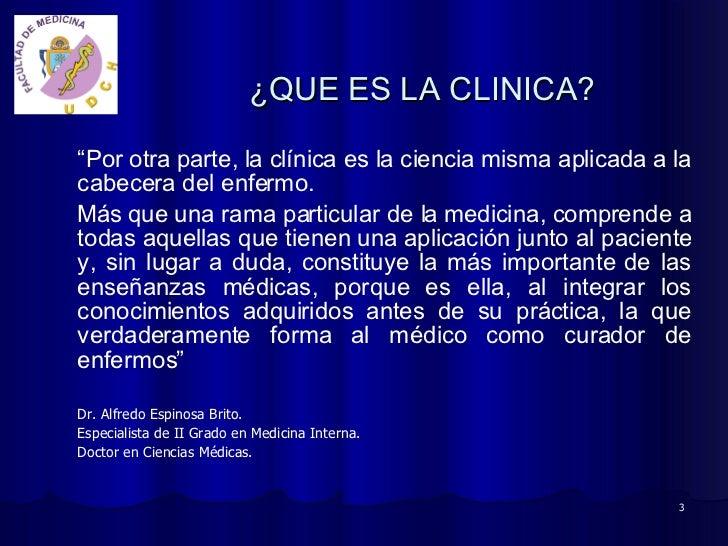 Introduccion A La Medicina Slide 3