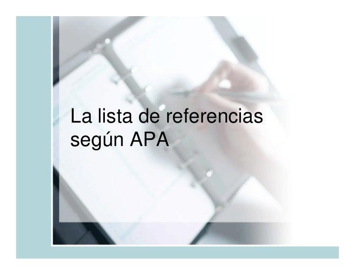 Introduccion Estilo APA