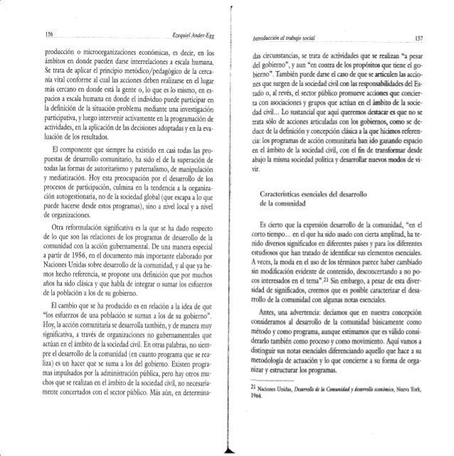 introduccion al trabajo social ezequiel ander egg pdf descargar