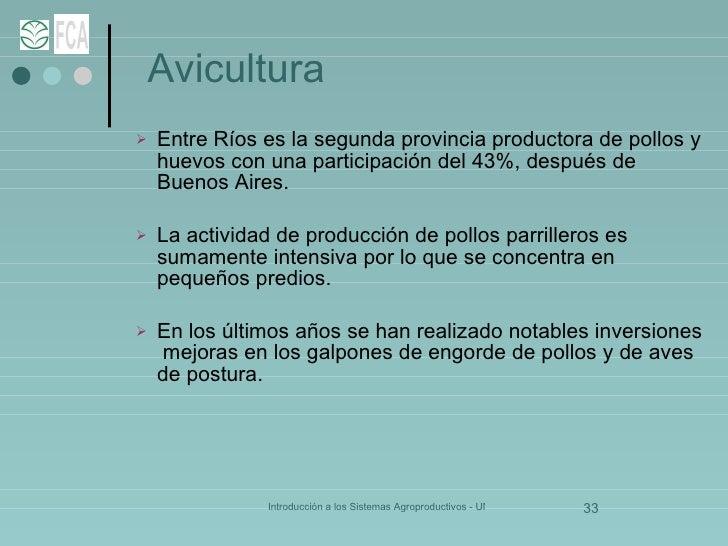 <ul><li>Entre Ríos es la segunda provincia productora de pollos y huevos con una participación del 43%, después de Buenos ...