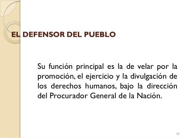 Introduccion a la administracion publica for Oficina del defensor del pueblo