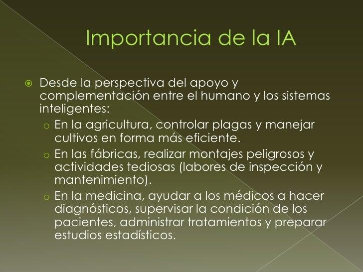    Sea cual sea la aplicación de que se trate, la lA se sustenta sobre los    dos elementos siguientes:•   Estrategias de...