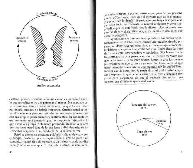 """cofiducta externa  W  Respuesta Respuesta ¡mama interna  C°""""ducta extem""""  Anillos encantados  estático,  pero en realidad l..."""