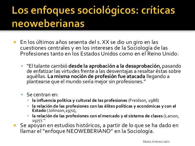    En los últimos años sesenta del s. XX se dio un giro en las    cuestiones centrales y en los intereses de la Sociologí...