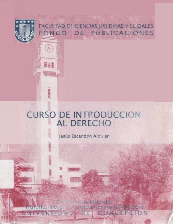 center-17462500<br />Universidad de Concepción<br />Facultad de Ciencias Jurídicas y Sociales<br />CURSO DE INTRODUCCION A...