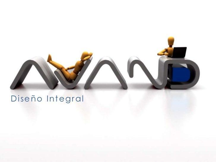 Cursos de Diseño digital Lic. Marco A. Ramirez<br />Diseño Integral<br />