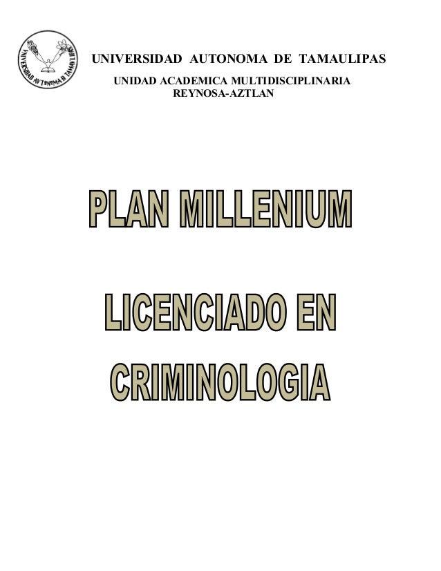 UNIVERSIDAD AUTONOMA DE TAMAULIPAS  UNIDAD ACADEMICA MULTIDISCIPLINARIA           REYNOSA-AZTLAN
