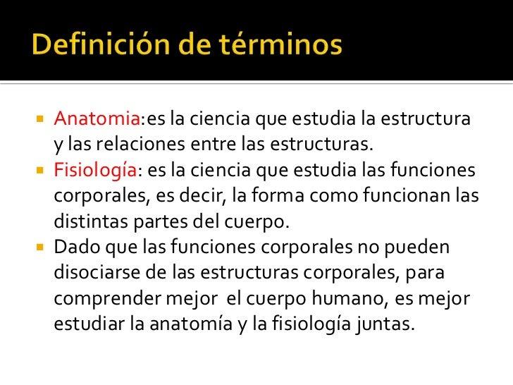 Asombroso Anatomía Y Fisiología Diferencia Imagen - Anatomía de Las ...