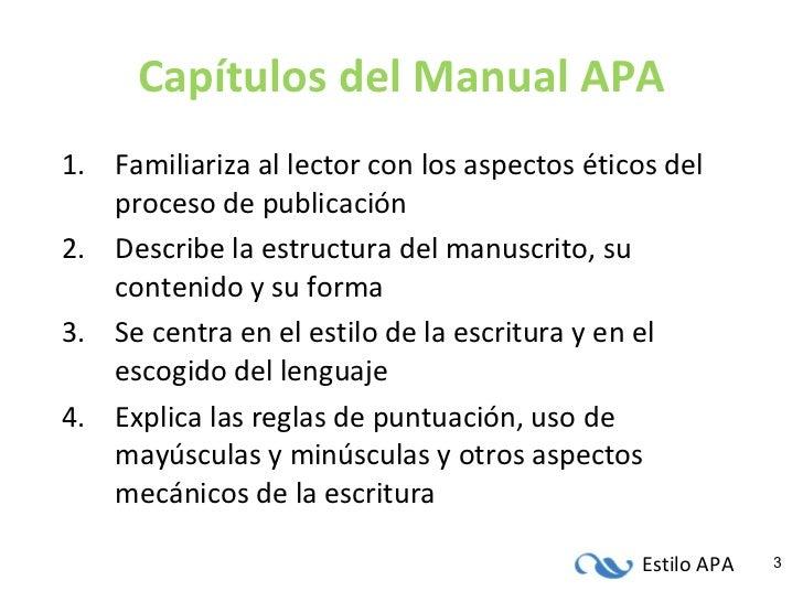 Introduccion APA (6ta edición) Slide 3