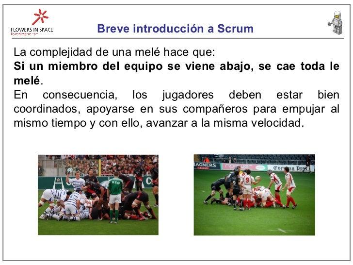 Introduccion a Scrum  con caso práctico Slide 3