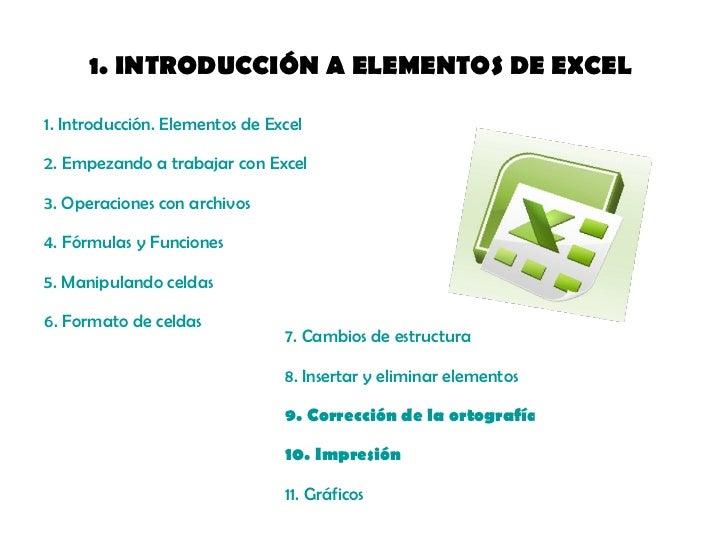 introduccion elementos de excel manual de microsoft excel 2010 basico manual de microsoft excel 2003 pdf