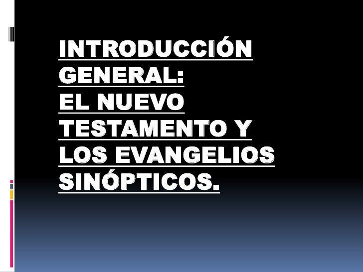 armonia de los evangelios pdf