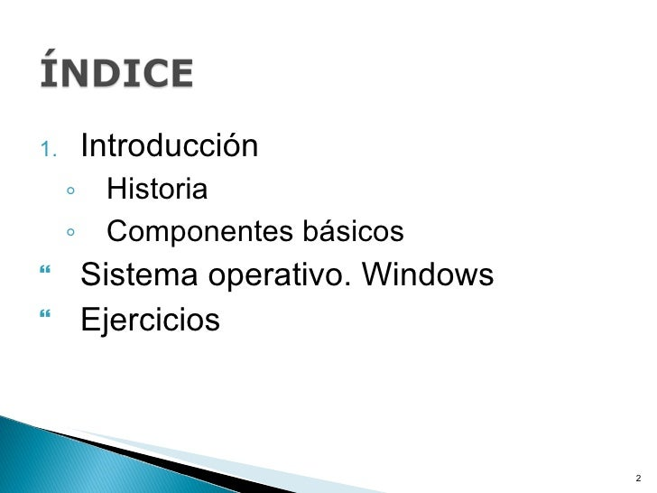 Introduccion windows Slide 2