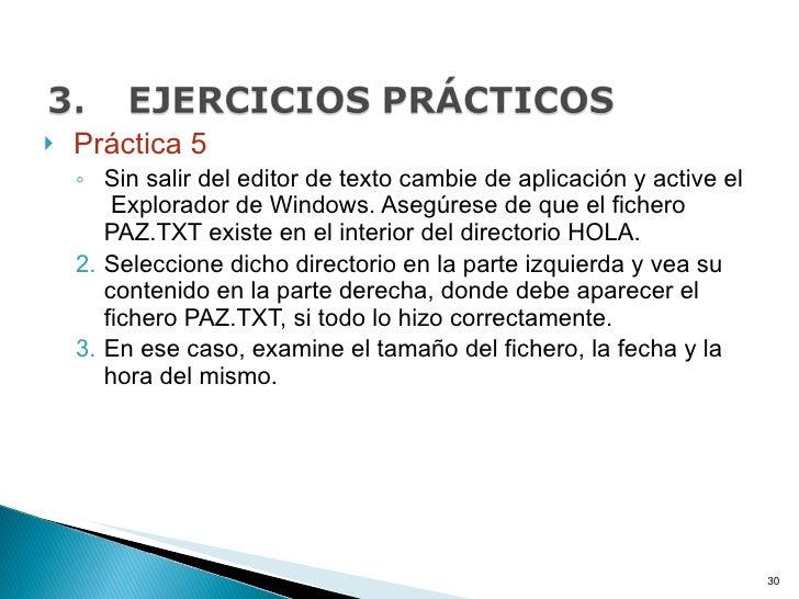 Introduccion windows