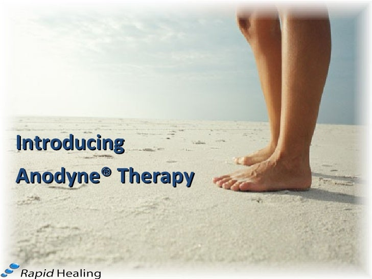 Introducing Anodyne® Therapy