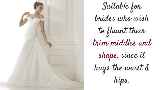 Best Wedding Dress For Different Body Shapes
