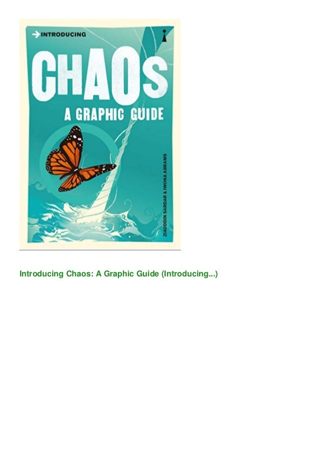 Introducing Chaos: A Graphic Guide (Introducing...)