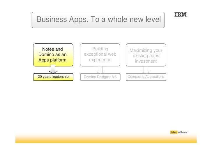 Introducing Ibm Lotus Notes And Domino 8 5