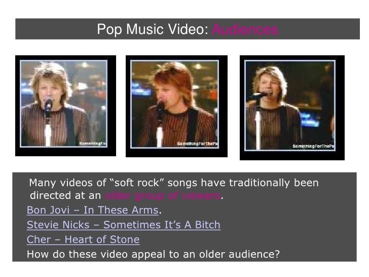 an example of the heavy metal misconception and mistaking metal with pop rock