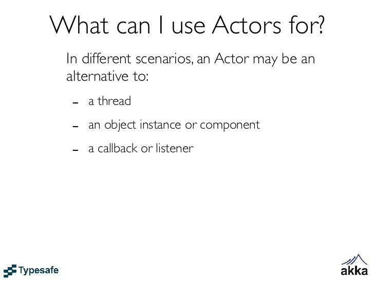 Carl Hewitt's definition    http://bit.ly/hewitt-on-actors