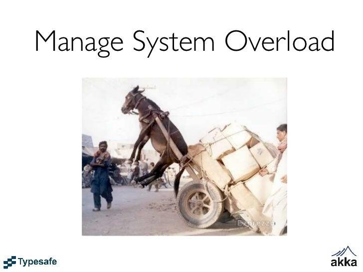 Manage System Overload