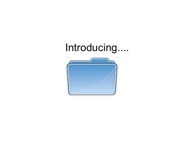 Introducing....