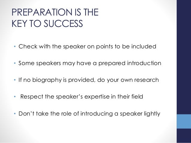 4 tips for introducing a speaker like a professional speaker 5 thecheapjerseys Gallery