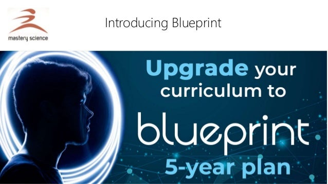 © Mastery Science 2018 Introducing Blueprint