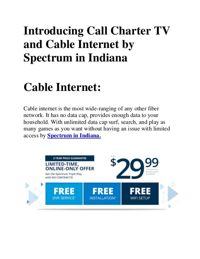 Spectrum No Internet