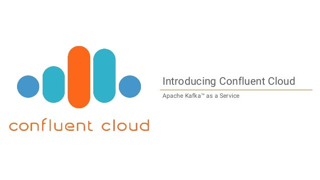 apache kafka logo. 1confidential introducing confluent cloud apache kafka™ as a service kafka logo